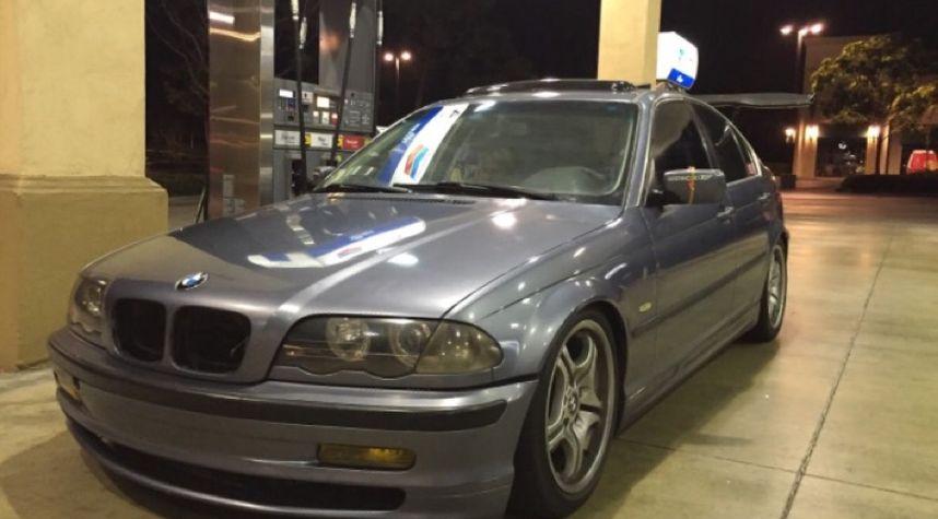 Main photo of Cameron Wilson's 1999 BMW 3 Series