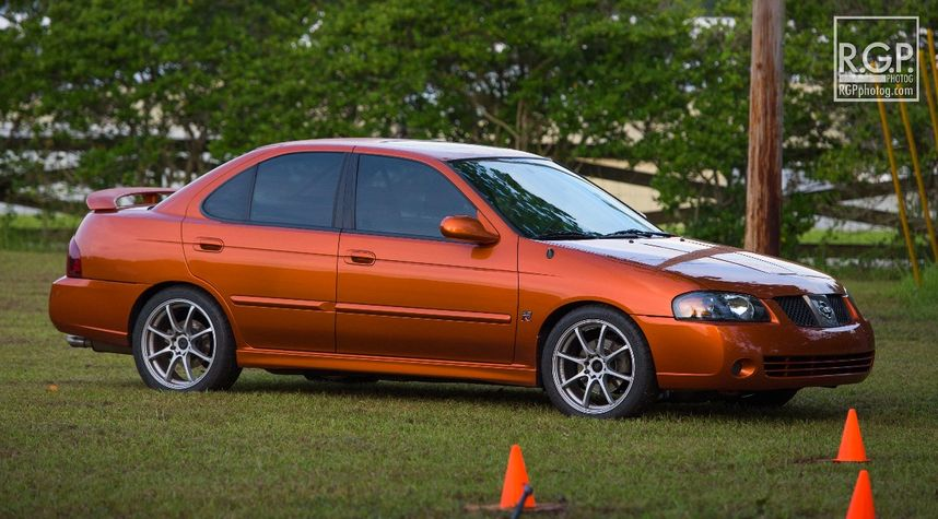 Main photo of Ryan Poirier's 2006 Nissan Sentra