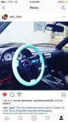 Thumbnail of NRG steering wheel
