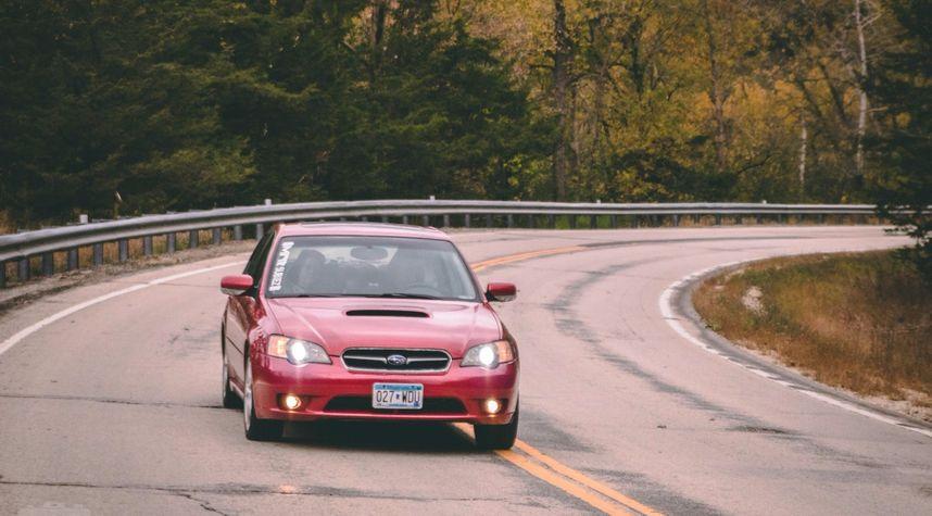 Main photo of Anthony Overton's 2005 Subaru Legacy