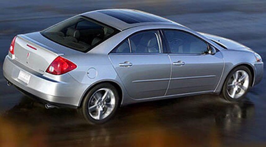 Main photo of Reilly Kahler's 2006 Pontiac G6
