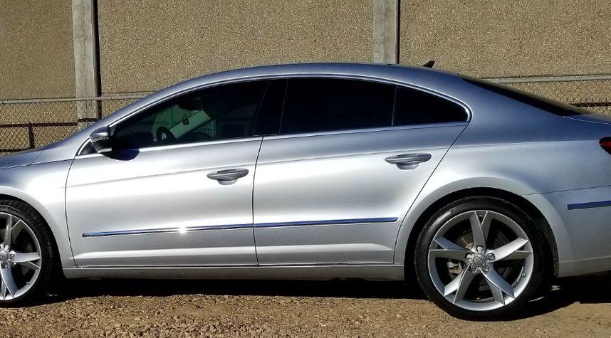 Main photo of Paul Kiskis's 2014 Volkswagen CC