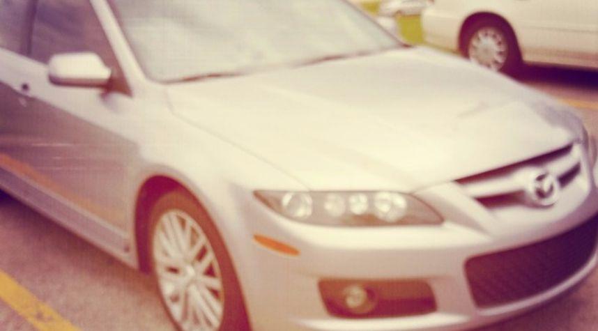 Main photo of Aaron Quano's 2006 Mazda MAZDASPEED MAZDA6