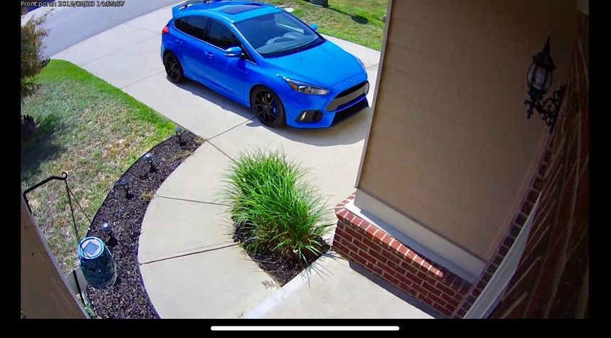 Main photo of Blake Cooper's 2017 Ford Focus RS