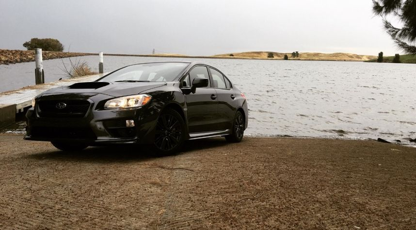 Main photo of Brad Coats's 2016 Subaru WRX