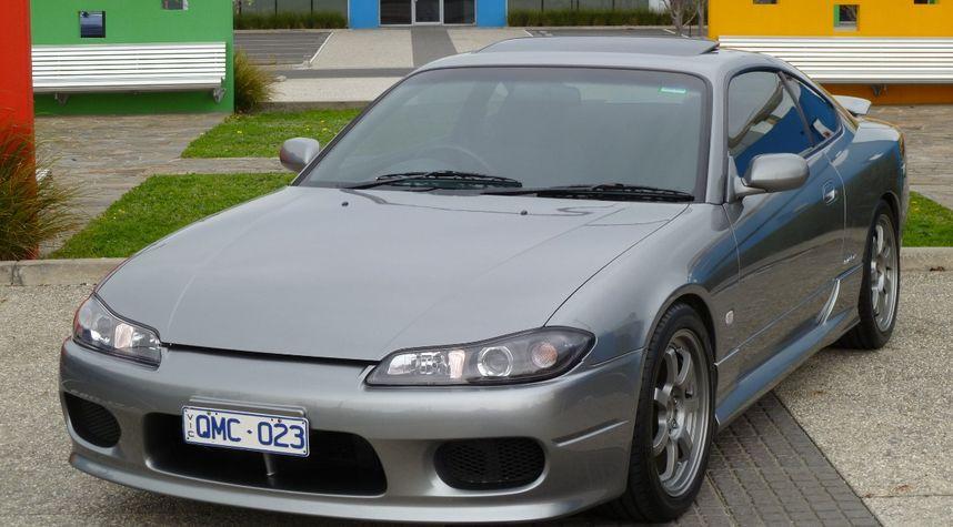 Main photo of Brett Australia's 2000 Nissan 200SX