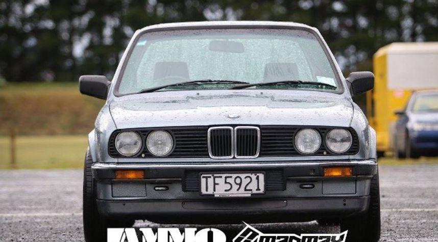 Main photo of Cameron  Judd's 1986 BMW 3 Series