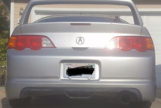 homepage tile photo for 05 06 mugen rear lip fits 02 04 well with a little ✂