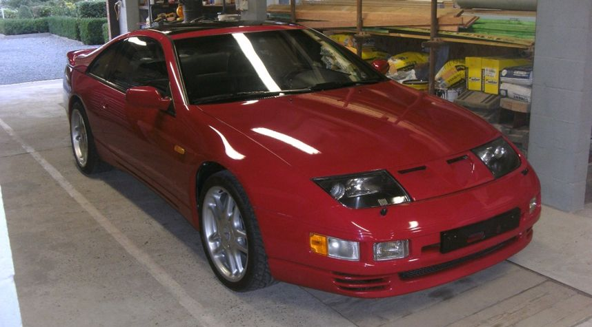 Main photo of reggea ZX's 1990 Nissan 300ZX