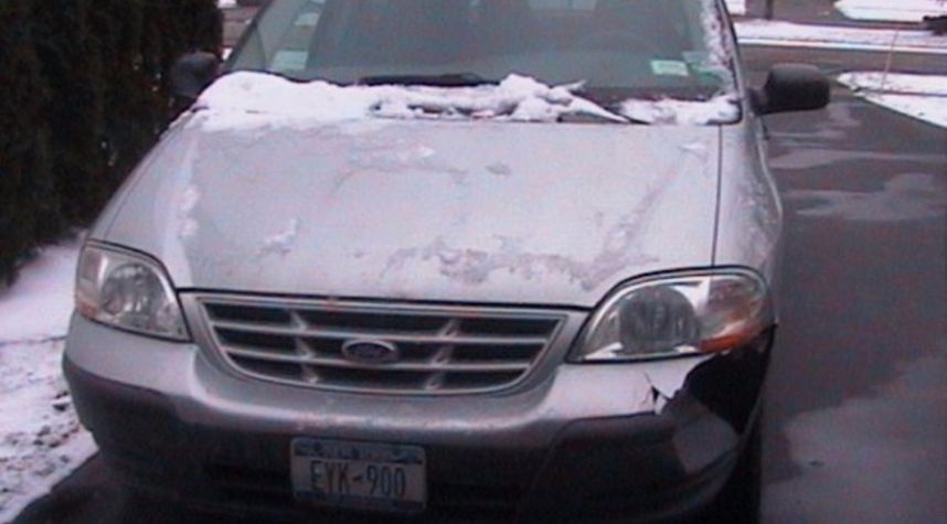 Main photo of Andrew Masterson's 1999 Ford Windstar