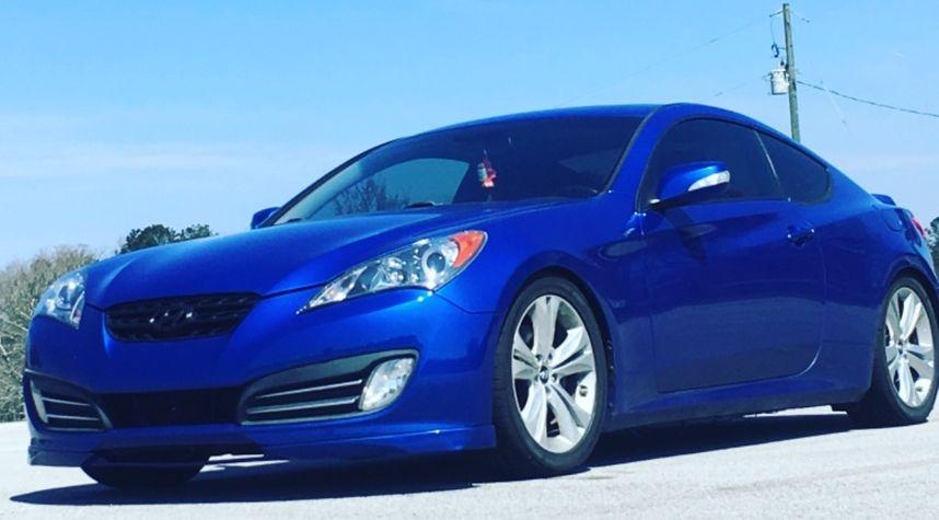 Main photo of Hayden Prince's 2010 Hyundai Genesis Coupe
