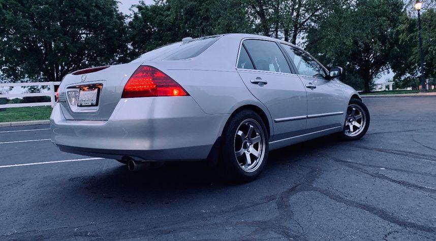 Main photo of Lovens Presume's 2007 Honda Accord