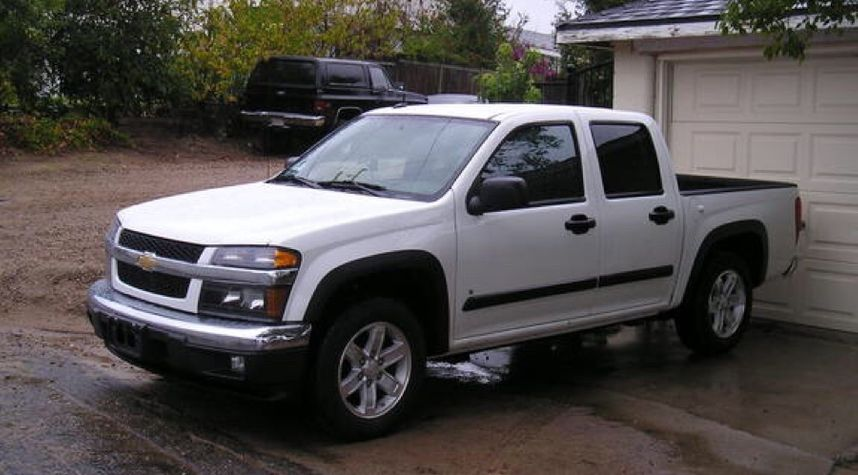 Main photo of John Broer's 2008 Chevrolet Colorado
