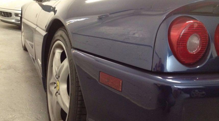 Main photo of Joseph Frascati's 1997 Ferrari F355