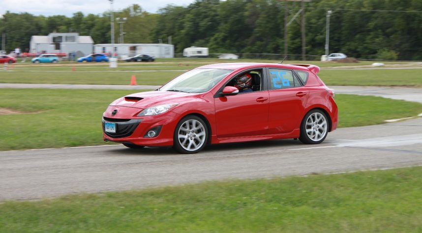 Main photo of Anthony Cuozzo's 2010 Mazda MAZDASPEED3