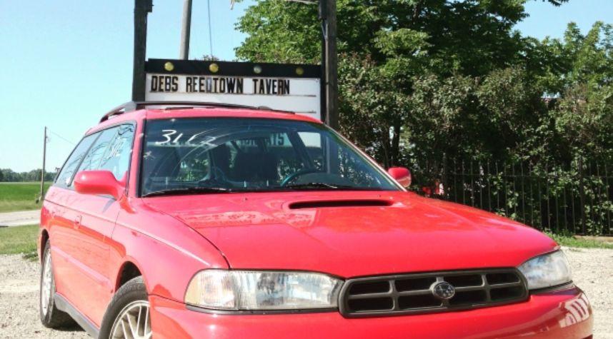 Main photo of Reed Stemen's 1998 Subaru Legacy