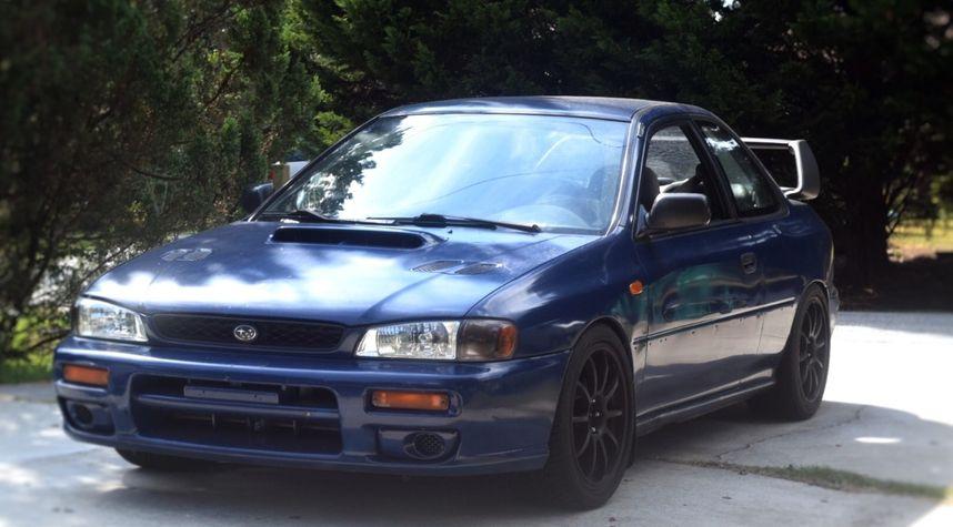 Main photo of Dy James 's 1996 Subaru Impreza