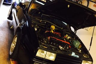 homepage tile photo for Still not finished swapping the motor mounts on my Corrado.....