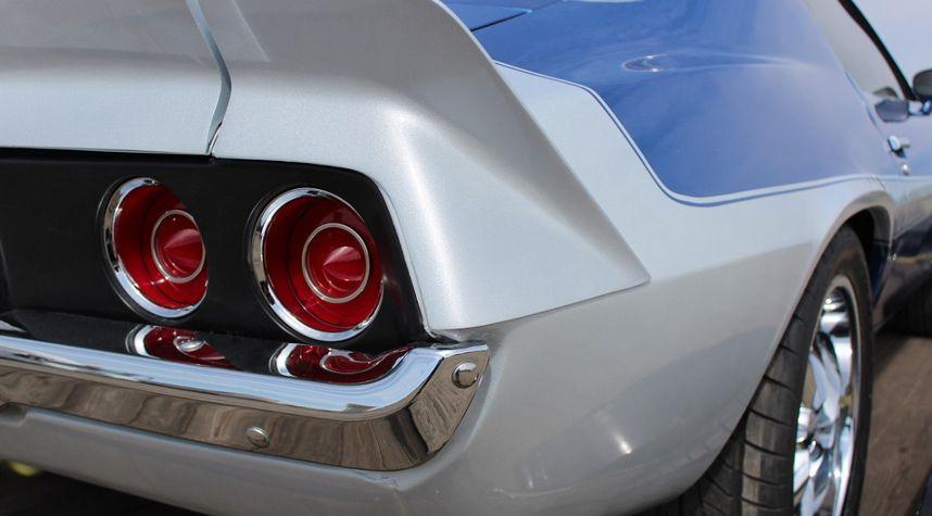 Main photo of Mathew Bruce's 1971 Chevrolet Camaro