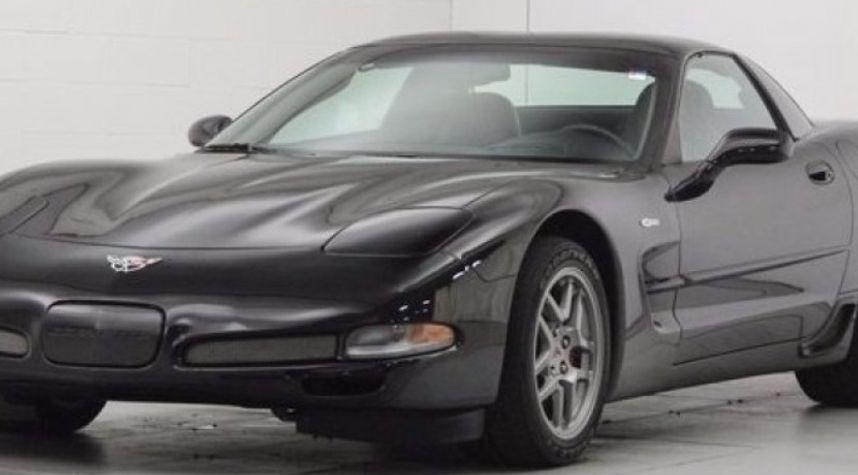 Main photo of Tad Snaith's 2003 Chevrolet Corvette