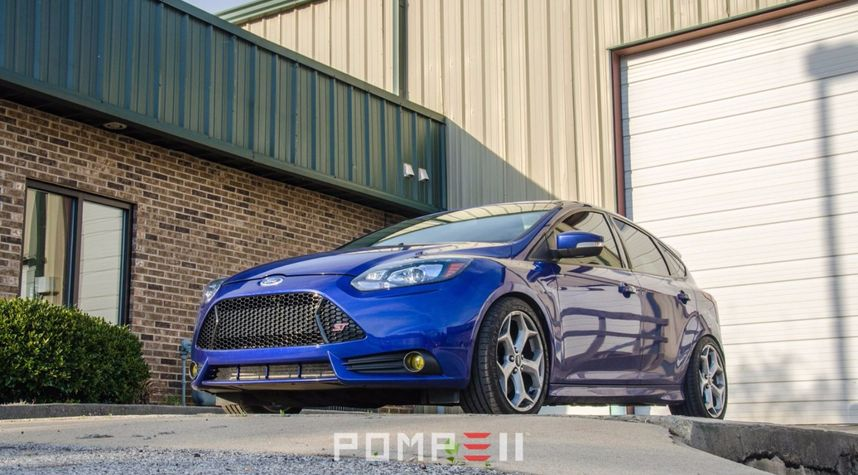Main photo of Brandon Gage's 2014 Ford Focus ST