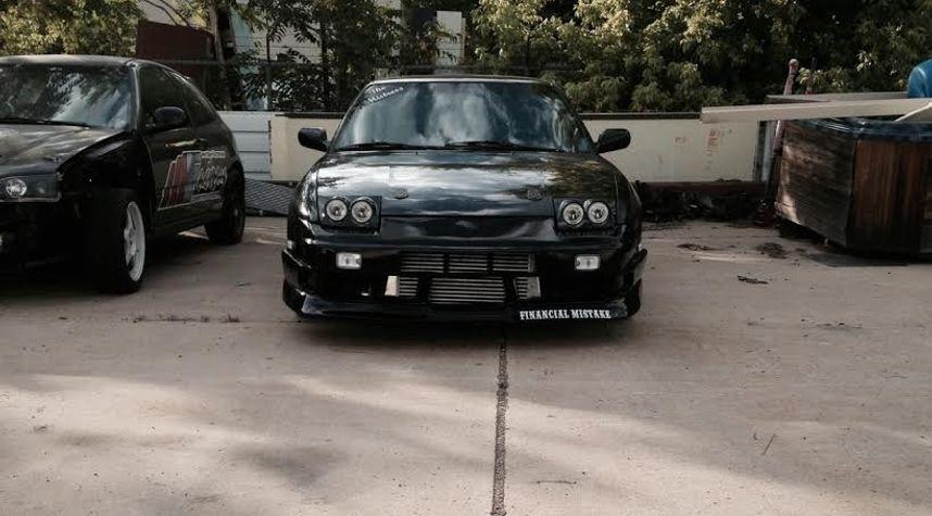 Main photo of Mitchell Nelson's 1990 Nissan 240SX