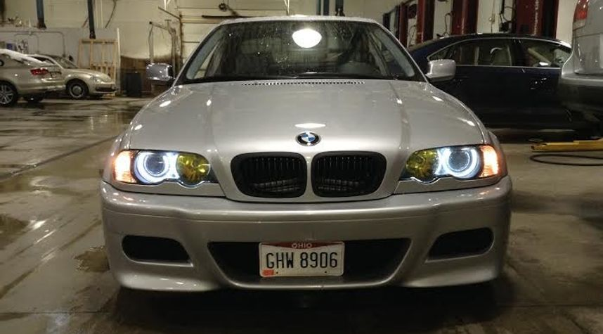 Main photo of Ethan Parr's 2001 BMW 3 Series
