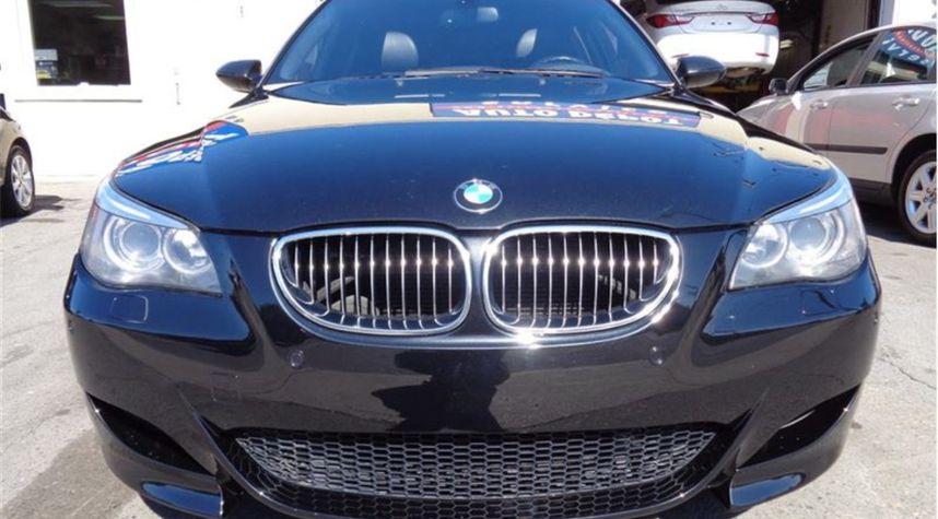 Main photo of ROB MACLENNAN's 2007 BMW M5