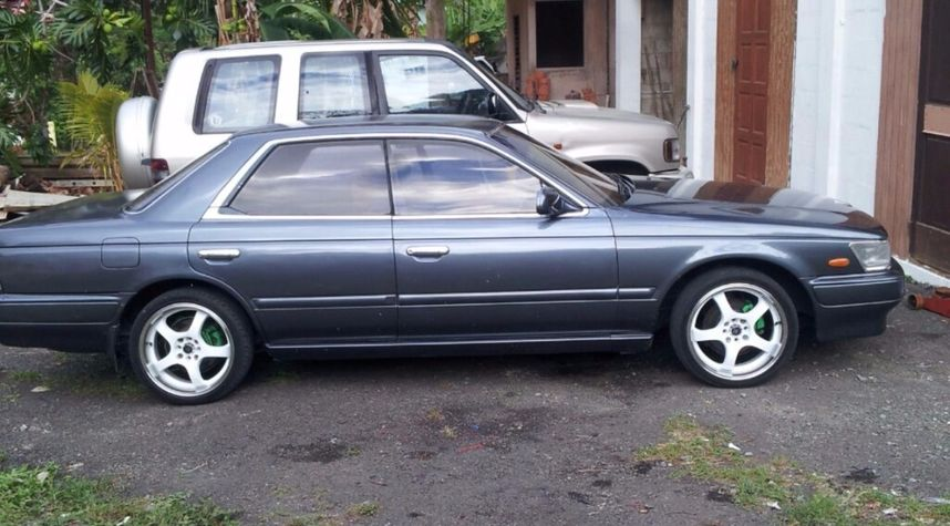 Main photo of Akeela Graham's 1998 Nissan c33 laurel