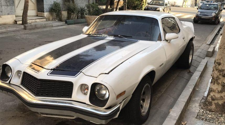 Main photo of Nima Astaneh's 1976 Chevrolet Camaro