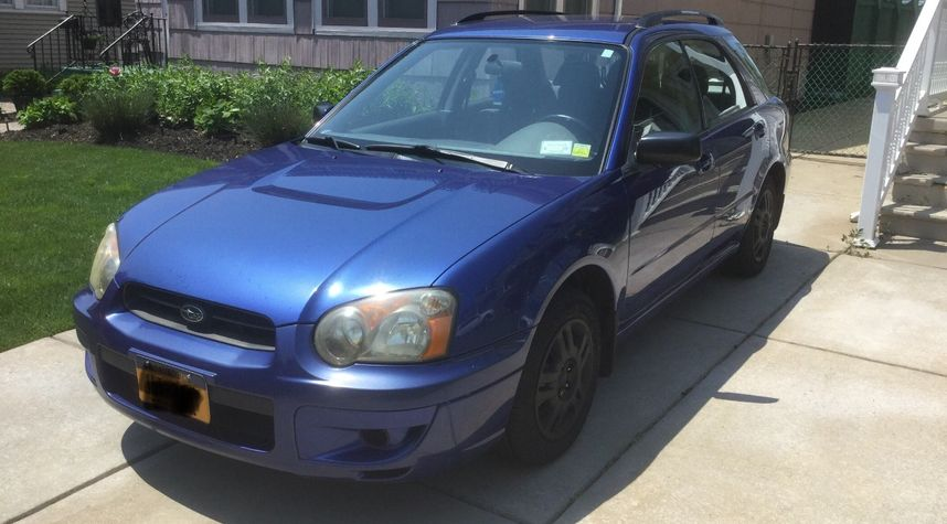 Main photo of Anthony Conrad's 2004 Subaru Impreza
