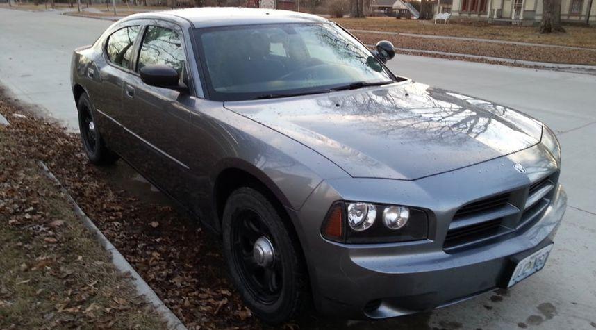 Main photo of Matthew Neuforth's 2007 Dodge Charger