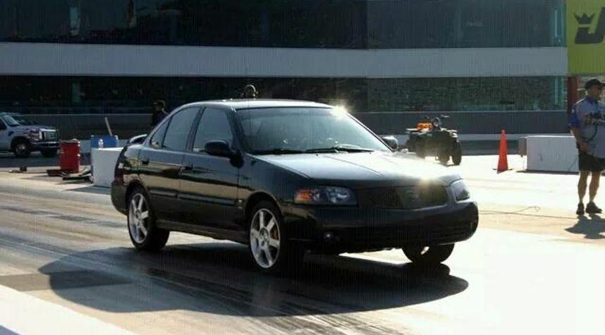 Main photo of Daniel Gonzales's 2005 Nissan Sentra