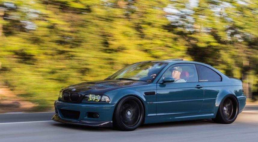 Main photo of Ryan Guerra's 2004 BMW M3