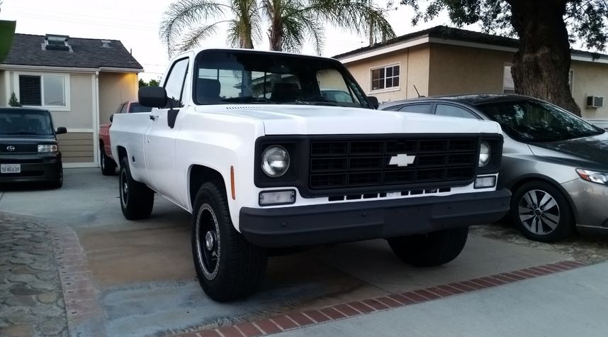 Main photo of Anthony Contreras's 1974 Chevrolet C20/K20