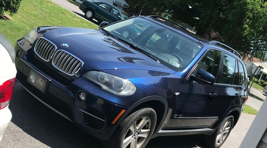 Main photo of Kevin Butler's 2011 BMW X5