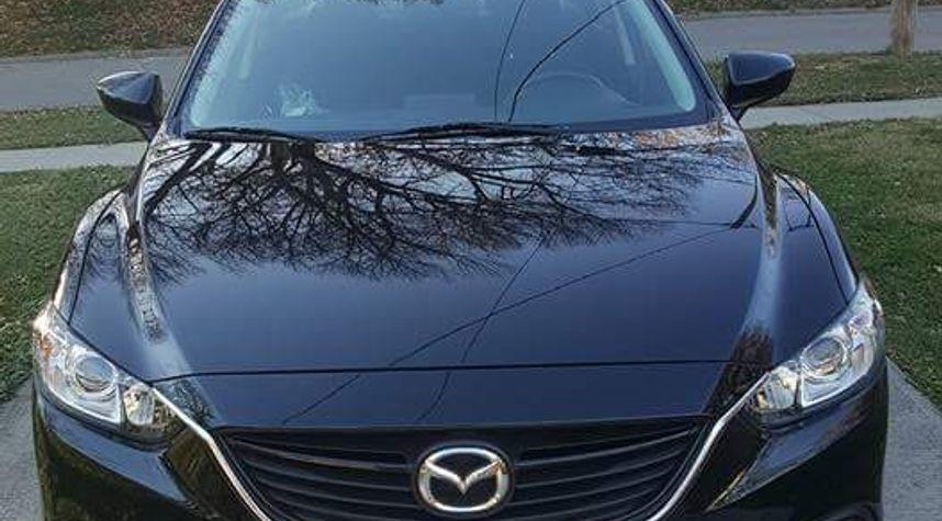 Main photo of Troy Daly's 2016 Mazda MAZDA6