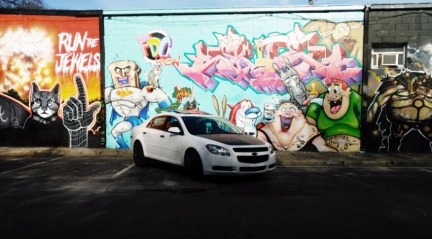 Main photo of Jonathan Suggs's 2012 Chevrolet Malibu