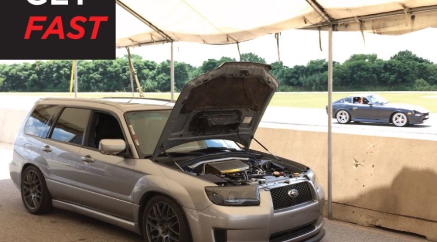 Main photo of Get Some Fast's 2008 Subaru Forester