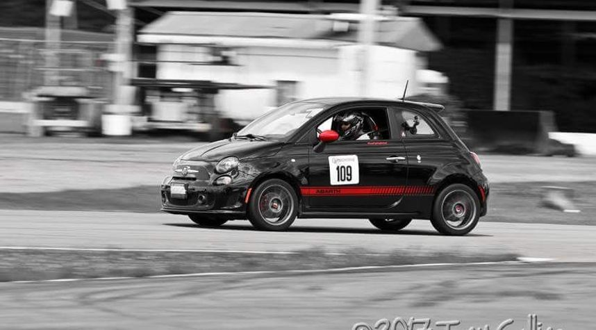 Main photo of Brodey Dover's 2015 FIAT 500