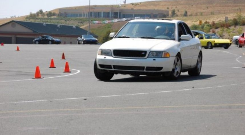 Main photo of Andrew Dalen's 1998 Audi A4