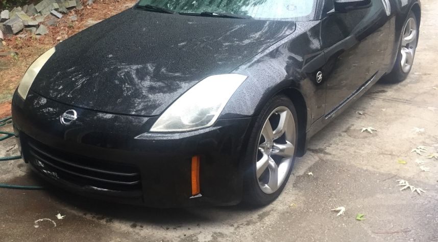 Main photo of P.J Woods's 2008 Nissan 350Z