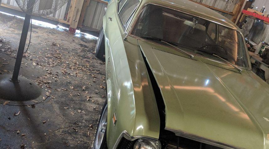 Main photo of Matt Patrick's 1969 Chevrolet Nova
