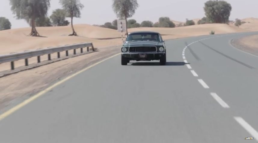 Main photo of Khalid AlQasimi's 1968 Ford Mustang