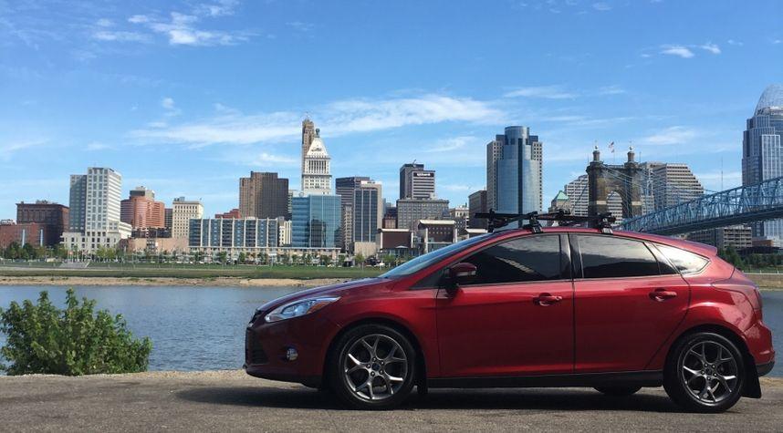 Main photo of Matthew Dornbach's 2013 Ford Focus