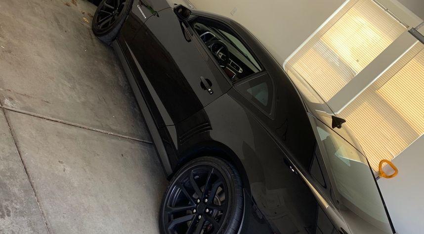 Main photo of Ryan Zanol's 2014 Chevrolet Camaro