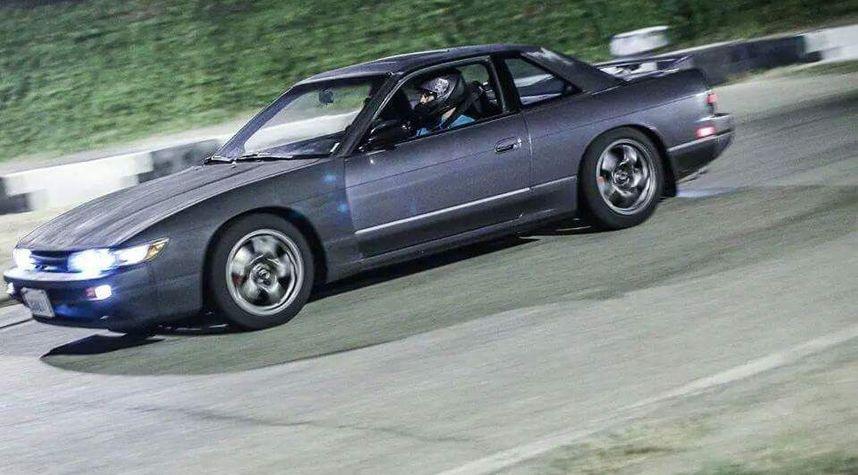 Main photo of Jonathan Barcia's 1991 Nissan 240SX