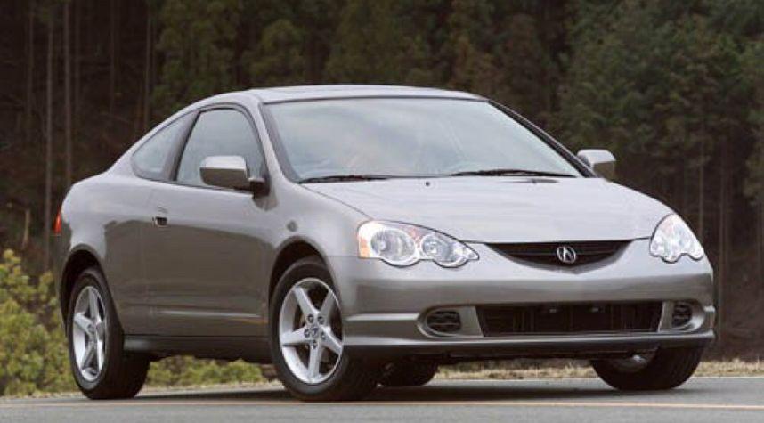 Main photo of Diricas Armour's 2004 Acura RSX