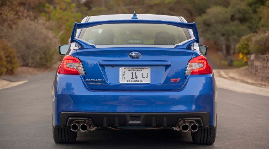 Main photo of Jake Blazeiko's 2014 Subaru Impreza WRX