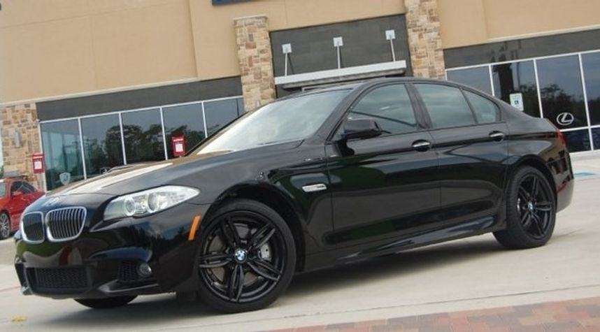 Main photo of Winson Xu's 2012 BMW 5 Series